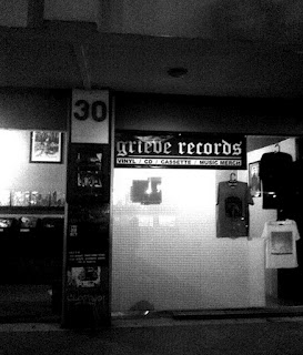 Grieve Records Store